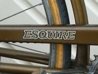 Vintage Raleigh Esquire Town Bike
