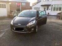2010 Ford Fiesta in black 4 new tyres all under bonnet parts new