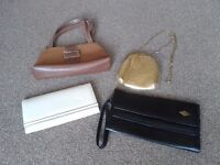 Handbags and Clutch Bag Collection.