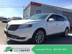 2013 Lincoln MKT | LANE DEPARTURE | HTD WHEEL | PANO ROOF