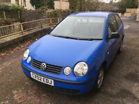 Volkswagen polo spares or repairs