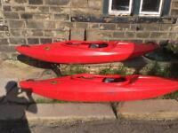 Moonster robson kayak