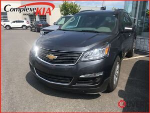 2013 Chevrolet Traverse LS 8PASSAGERS BLUETOOTH CAM.RECUL CRUISE