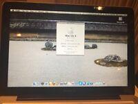 MacBook Pro 13 inch led 2009 2.26ghz C2D 2gb ram 160gb hdd
