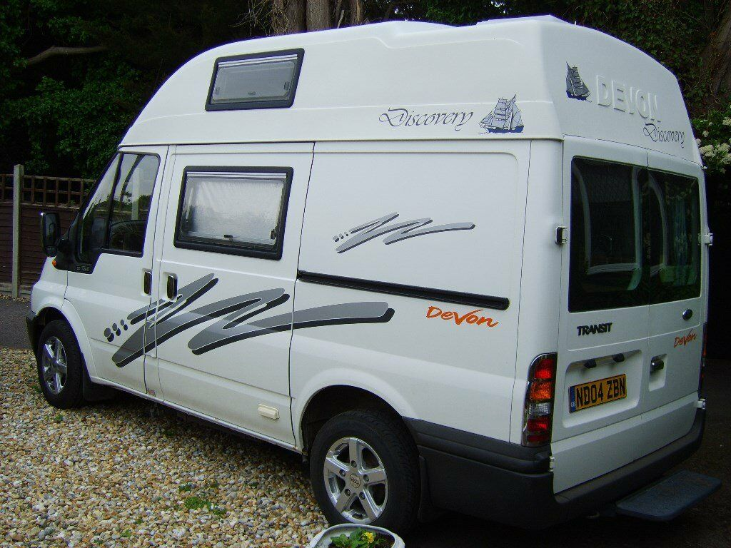2004 2ltr Diesel Camper Van For SaleDevon Conversion