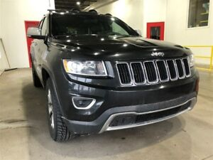 2014 Jeep Grand Cherokee Limited 2014, 4x4, CLIMATISATION