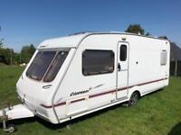 Swift Colonsay 2004. Fixed bed 4 berth, immaculate condition