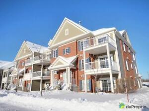 185 000$ - Condo à vendre à Mont-St-Hilaire