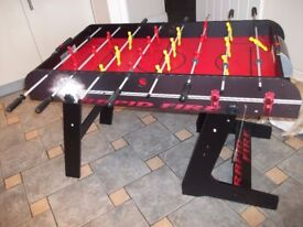 RAPID FIRE TABLE FOOTBALL GAME