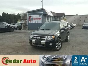 2011 Ford Escape Limited 3.0L