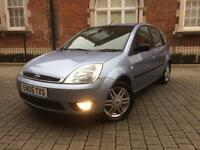 Ford fiesta 1.4 ghia ++ IMMACULATE ++ LEATHER SEATS