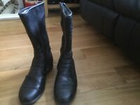 TEKNIC MOTORCYCLE BOOTS