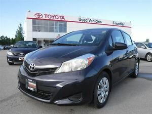 2014 Toyota Yaris LE TOYOTA CERTIFIED PRE OWNED