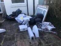 Waste recycling rubbish removal