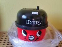 Henry Hoover 1200 Watts high power 2 Speed Model