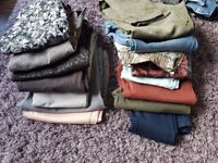 Size 10 jeans & trousers