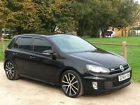 2009 [59] VOLKSWAGEN GOLF GTD 2.0 TDI DIESEL 5DR HATCHBACK MANUAL BLACK [170] *FSH* NEW TURBO *