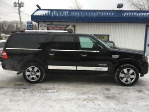 2007 Ford Expedition Max Limitée