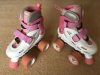 SFR Storm Kids Adjustable Quad Skate
