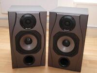 Soundcraft Spirit Absolute 2 studio monitors