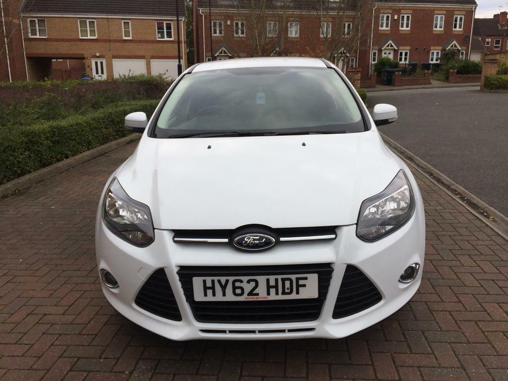 Ford Focus 1.0 SCTi EcoBoost Zetec Excellent drive £30 tax/ year