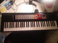 Yamaha psr F50 keyboard