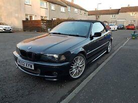 BMW 330ci convertible ***11 mths MOT***