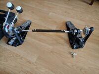 TAMA Iron Cobra twin pedal HP300TW