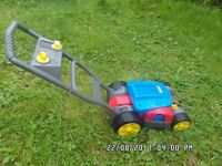 Fisher Price Bubble mower - £10