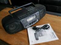 Panasonic RX-DT30 portable stereo CD system