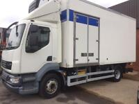 DAF LF 55-220 15 TON, Refrigerated, Tail Lift, Air Condition