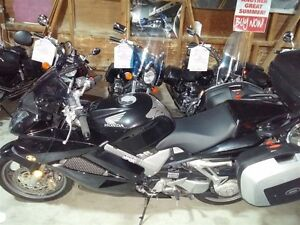 2006 honda VFR800 JUST REDUCED