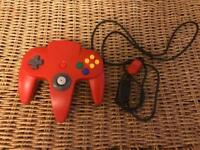 Nintendo 64 Controller. N64 official item