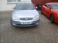 2005 Ford Mondeo FULL MOT ONLY 93000 miles £650 call 07725289738