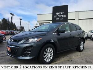 2011 Mazda CX-7 GX | LEATHER | ROOF |  BLUETOOTH | NO ACCIDENTS