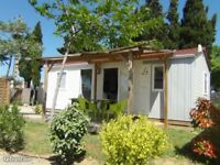 Mobile-home to rent in South of France Campiste 4*