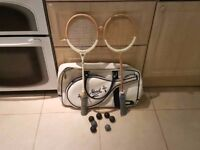 Complete Squash Set (Free Delivery)