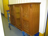 Sideboard on stand