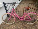 Pink Pashley Poppy bike