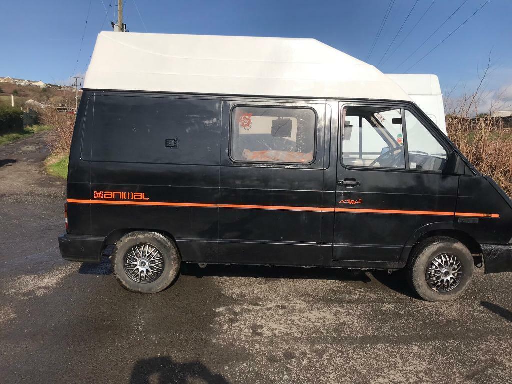 Renault Camper Van In Swansea Gumtree