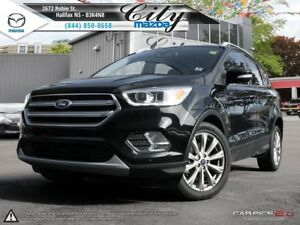 2017 Ford Escape Titanium FULLY LOADED!