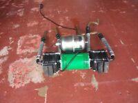 Salamander CT75 High PowerWater Pump-hardly used-suitable for Central Heating systems-cost £350