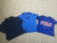 Ralph Lauren boys tops 18months