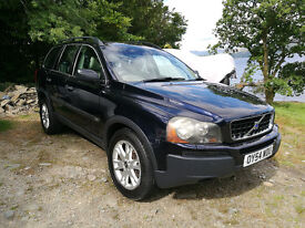 Volvo XC90 Diesel Automatic 7 Seater