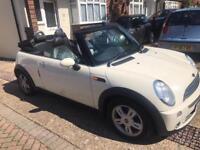 Convertible Mini Cooper for sale £1,950