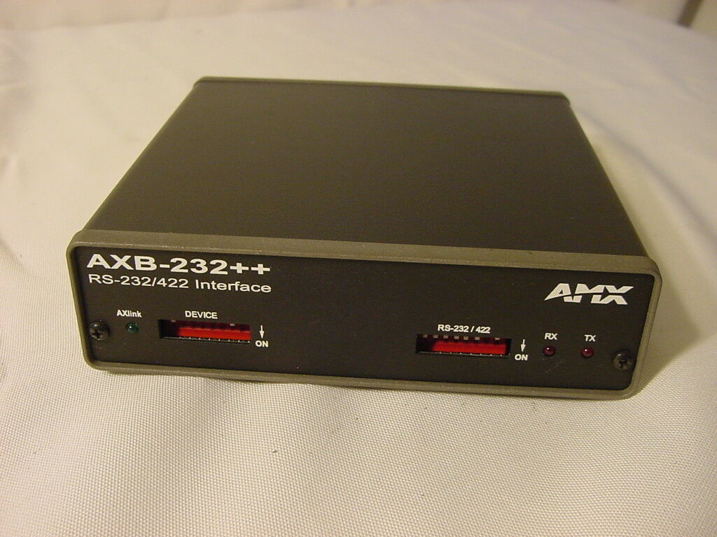 AMX AXB-232++ RS-232/422 Interface