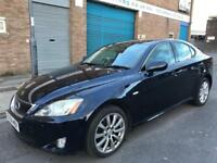 LEXUS IS 22Od TD 2006 , 4dr , LONG MOT
