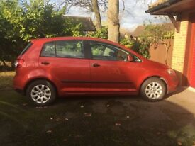 Vauxhall Golf Plus TDI car for sale. Great condition