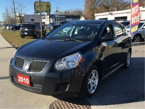 2010 Pontiac Vibe MANUAL ACCIDENTS FREE