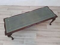 Queen Anne Style Coffee Table (DELIVERY AVAILABLE)